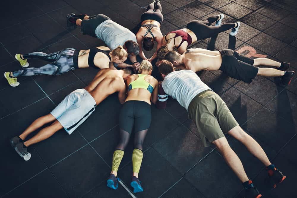 allenamento crossfit per bruciare i grassi
